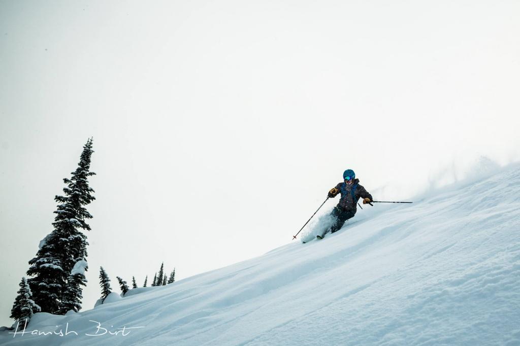 Snowcat skiing, Chatter Creek