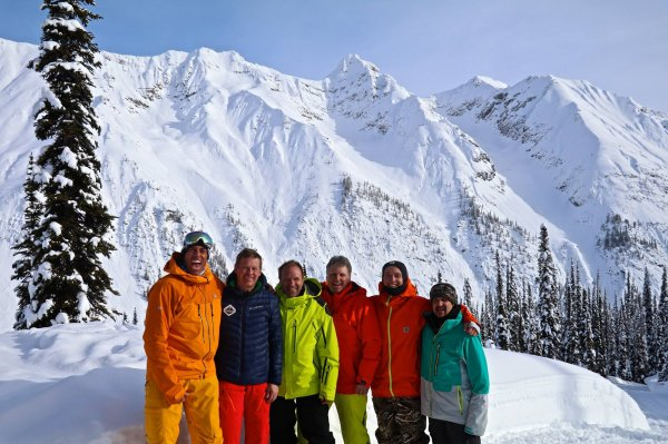 Freeride Media at Chatter Creek
