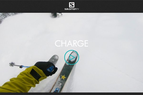 Salomon TV Charge Chatter Creek